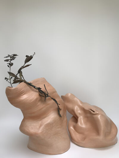 Farida Le Suavé, 'Two Pots (Deux Pots)', 2005