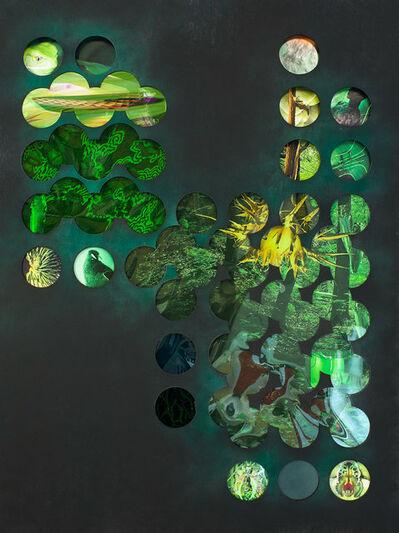Philippe Caron Lefebvre, 'Vert onirique', 2020