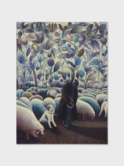 David Brian Smith, 'Alconbury', 2021