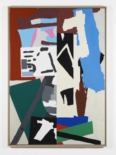 "Yonatan Vinitsky, 'His/Her Examples (""A Smart Mirror"") K10+K19', 2015"