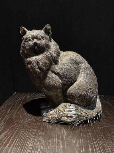 Mario Buccellati, 'Cat', 1910-1965