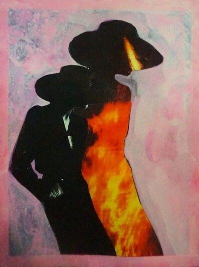 Natasha Zupan, 'Burning Woman, #2250', 2018