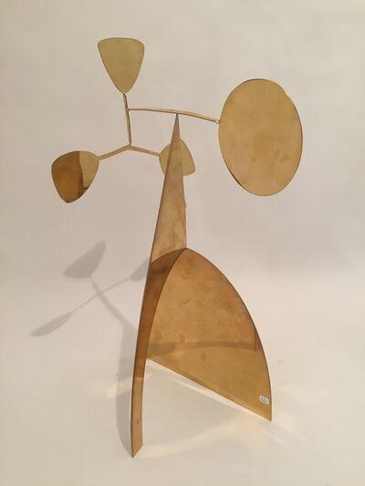 ABRAHAM BENZADÓN, 'Trees of life. Golden.', ca. 2017