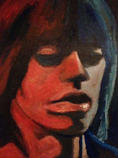 Dulce Maria Menendez, 'Jagger #1', 2017