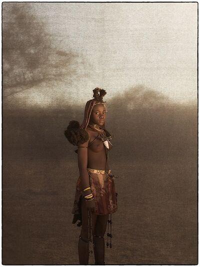 Christopher Rimmer, 'Dawn at Kunene River, Namibia', 2015