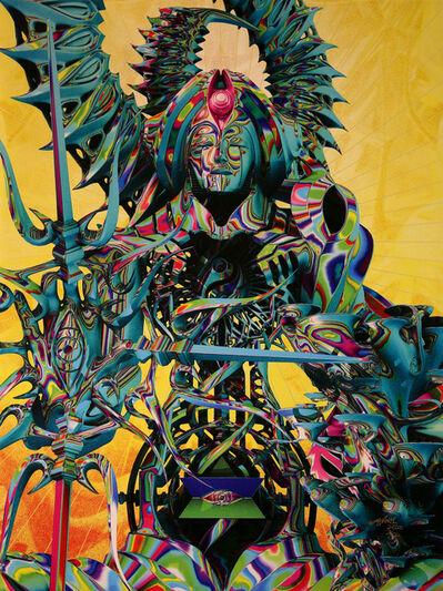 Taketo Kobayashi (aka humanoise), 'Calmness I', 2020