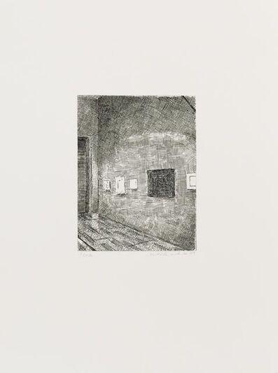 Matthias Weischer, 'Untitled (Innenraum 2)', 2009