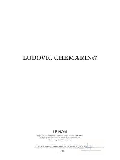 Ludovic Chemarin©, 'Le nom', 2015