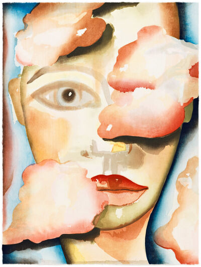 Francesco Clemente, 'Air', 2007
