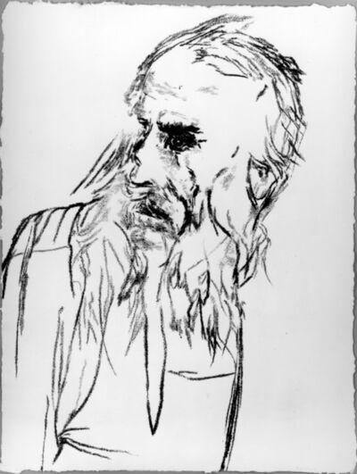 R. B. Kitaj, 'Abraham', 1992