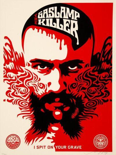 Shepard Fairey, 'Gaslamp Killer', 2008