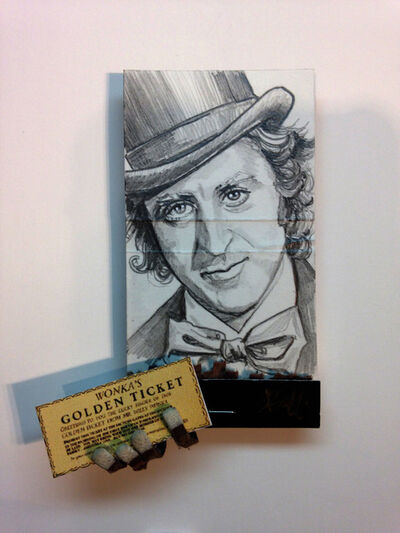 matchbox artists, 'Willy Wonka', 2015