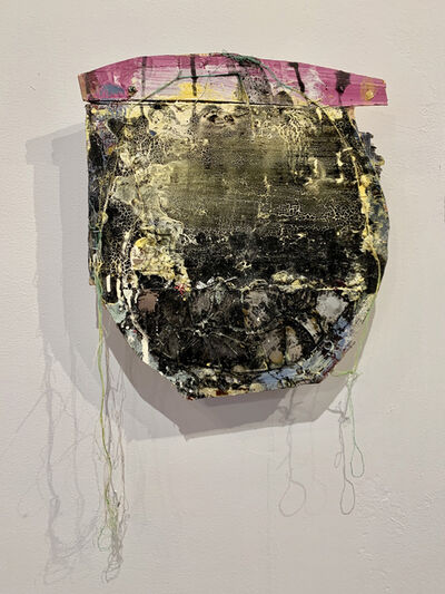 Daniel John Gadd, 'Untitled (Black Moon)', 2019
