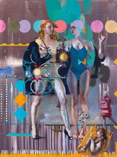 Rayk Goetze, 'Fannys Traum', 2017