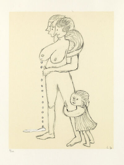 Louise Bourgeois, 'The Bad Mother', 1998