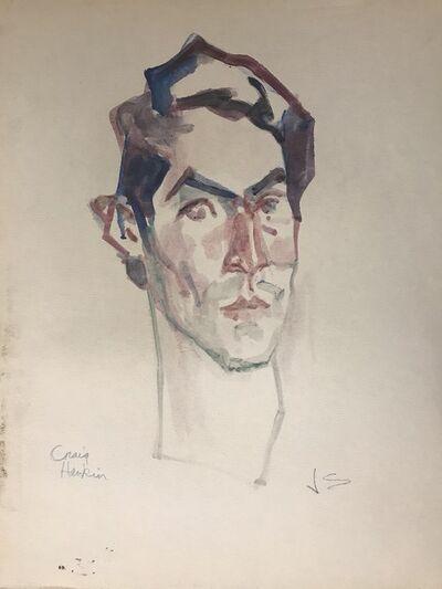 Joseph Solman, 'Nick', 1970