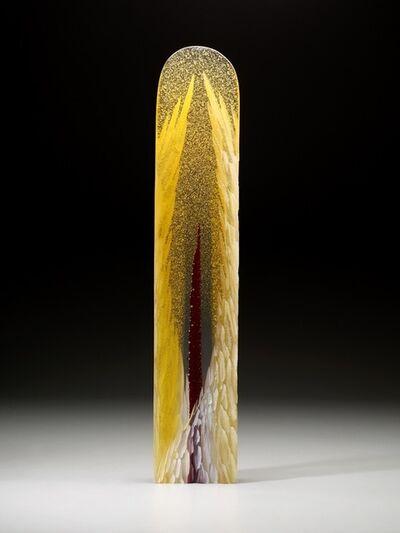 Alex Gabriel Bernstein, 'Golden Tower'