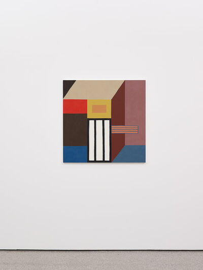 Nathalie Du Pasquier, 'Off center', 2018