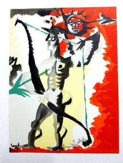 "Jean Lurçat, 'Lithograph ""Homage to Dufy"" after Jean Lurçat', 1965"