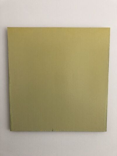 Joseph Marioni, 'Yellow Painting', 2000