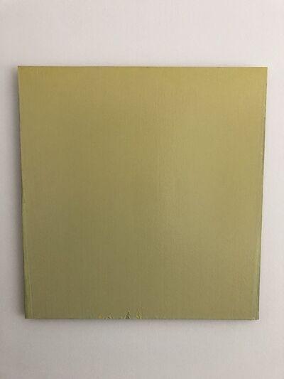 Joseph Marioni, 'Yellow Painting', 2000