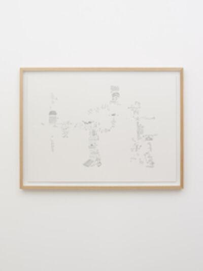 Gianfranco Baruchello, 'Le lieu (colla 1)', 2010