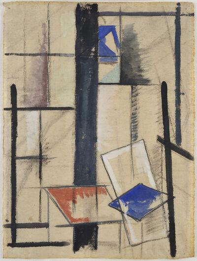 Theo Van Doesburg, 'Sans titre', 1925-1926