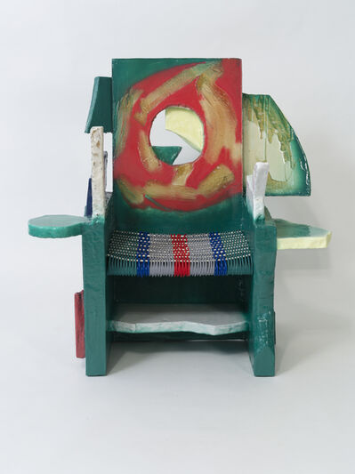 OrtaMiklos, 'Surfing USA Chair', 2020