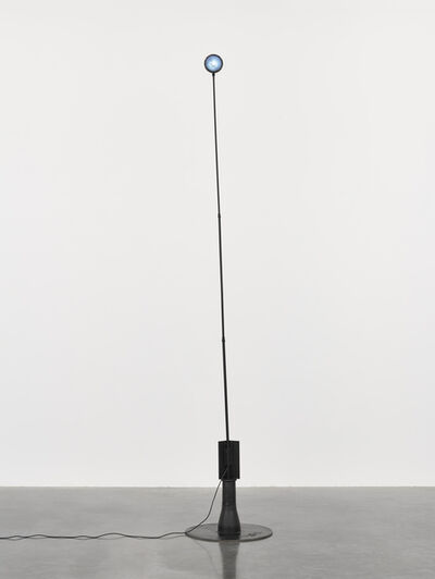 Takis, 'Signal with flashing light', 1979