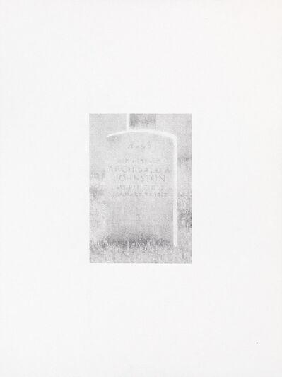 Ewan Gibbs, 'Arlington', 2012