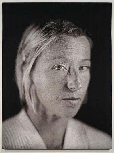 Chuck Close, 'Cindy', 2006