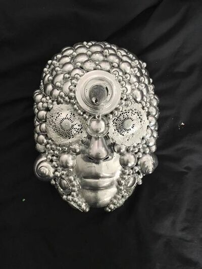DIMITRI SHABALIN, 'SILVER ROBOT 2', 2013