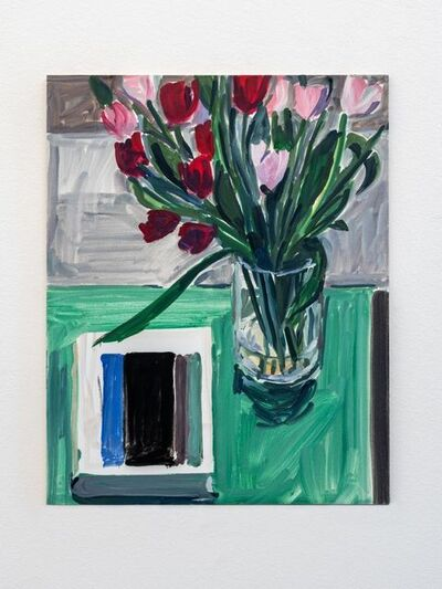 Jean-Philippe Delhomme, 'Tulips and Matisse', 2020