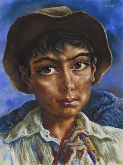 Antonio Berni, 'El Changuito de Sombrero', S/F