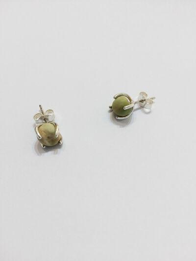 Anna-Sophie Berger, 'Pea Earrings', 2015