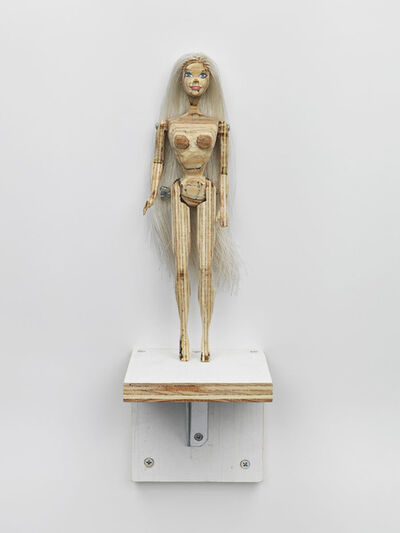 Tom Sachs, 'Untitled ('I loved my sister's Barbie so very much. My parents, afraid that I'd turn out gay, encouraged carpentry. In secrecy I made my own. It wasn't love, only lust.')', 2013