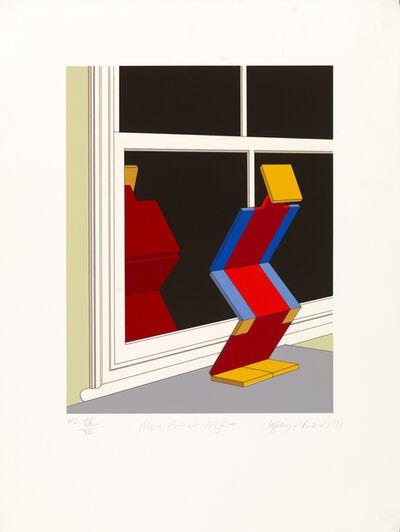 Jeffery Edwards, 'More Art at Night', 1991