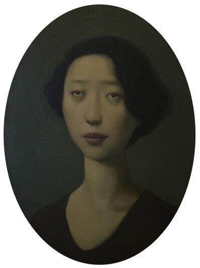 Jeffrey Wang, 'Portrait of a Woman', 2018