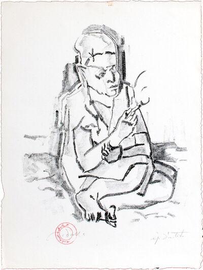 Hamed Abdalla, ' El Keif le drogué ou perdu dans la fumée', 1951