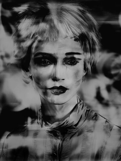 Valérie Belin, 'Lady Shadow', 2017