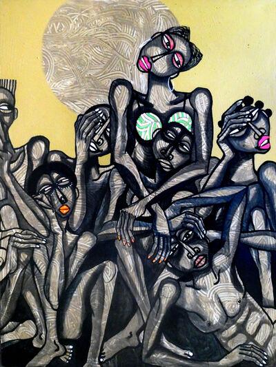 Obou Gbais, 'Danse N°3', 2019