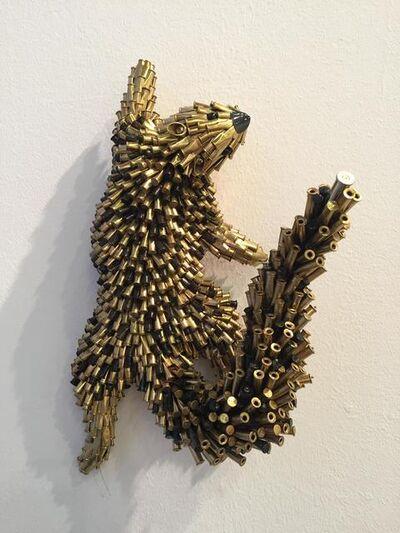Federico Uribe, 'Squirrel', 2018