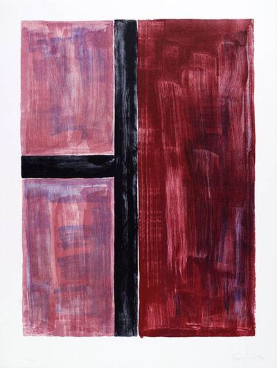 Günther Förg, 'Untitled (Red Composition)', 2004