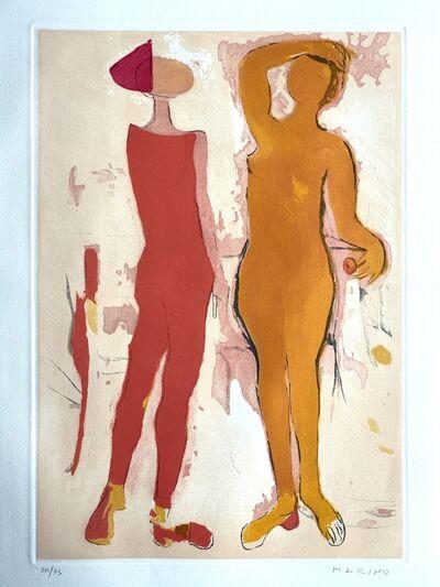 Marino Marini, 'Shakespeare I, Sheet V', 1977
