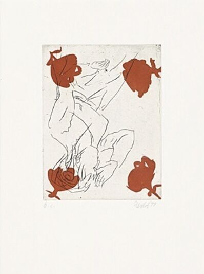 Georg Baselitz, 'untitled', 2000