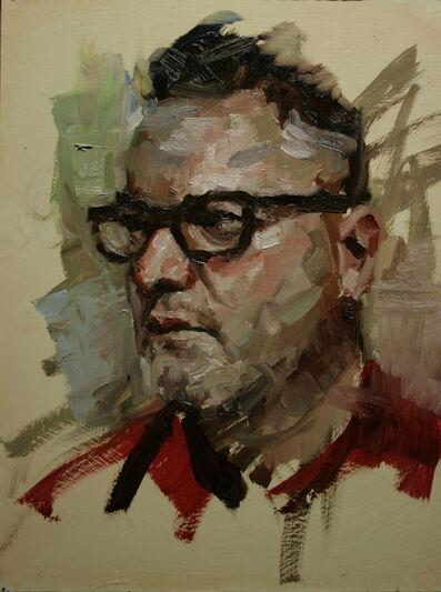 Bradford J. Salamon, 'Self Portrait', 2016