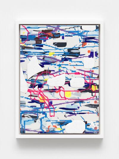 Amy Ellingson, 'Variation (blue)', 2021