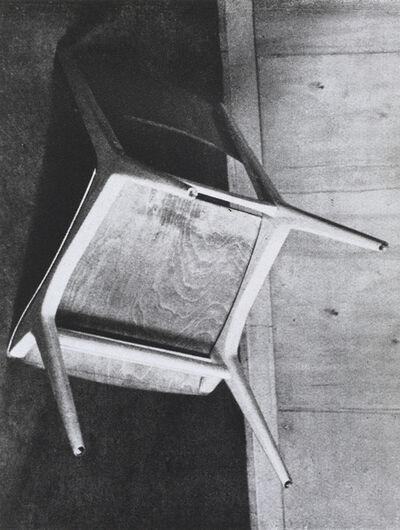 Alessandra Spranzi, 'Sedia rovesciata 2 (L'insieme è nero)', 2020