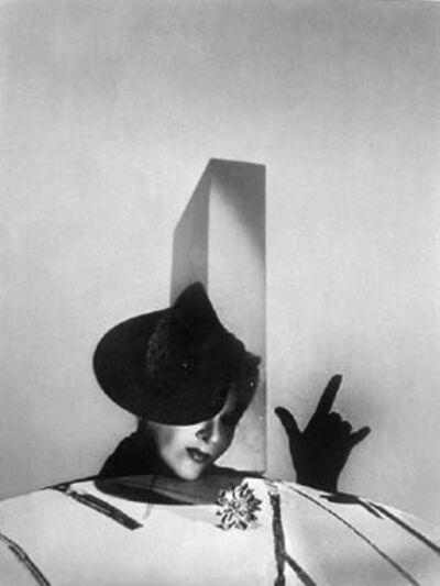 "Horst P. Horst, 'Lisa: ""I Love You,"" Paris', 1938"