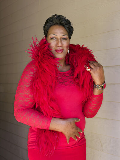 Jess T. Dugan, 'Dee De Ngozi, 55, Atlanta, GA', 2016